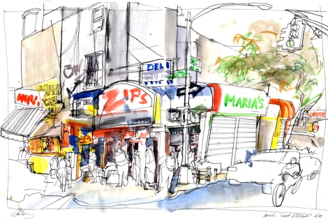 east-village-sketch